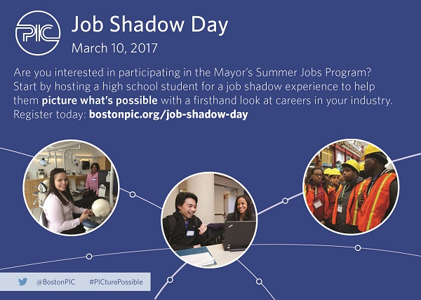 Beyond the Billable Host a High School Student During Job Shadow Day