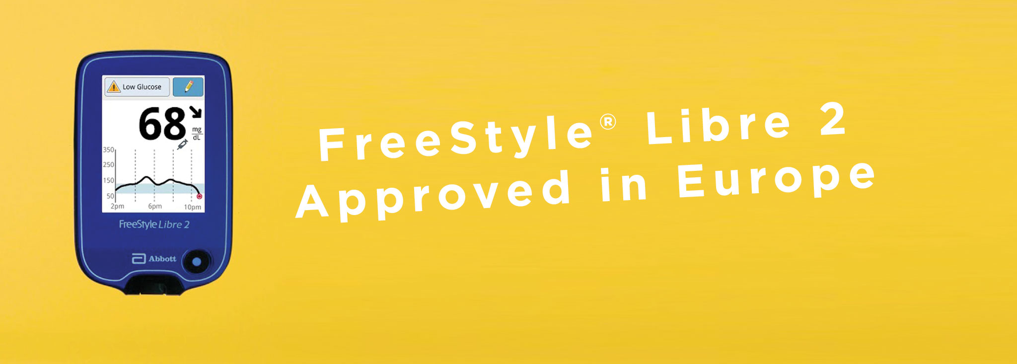 Abbott Freestyle Libre Abbott S Freestyle Libre Gains Ce Mark In Europe