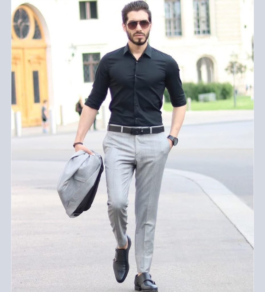 Grey Colour Formal Pant 7 Formal Pant Shirt Combinations Best Pant Shirt New Style