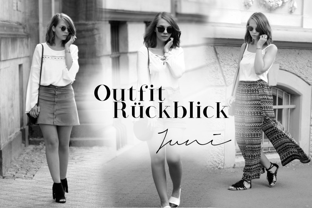 Bezaubernde Nana, bezauberndenana.de, fashionblog, outfit rückblick juni 2016