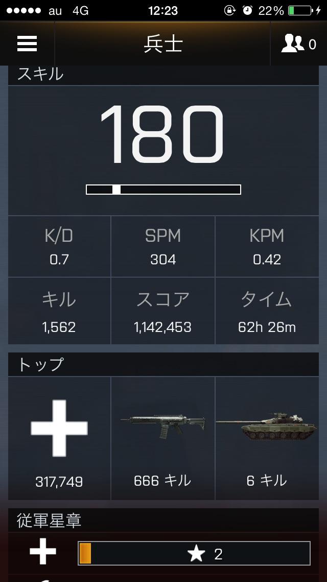 BF4-戦績5