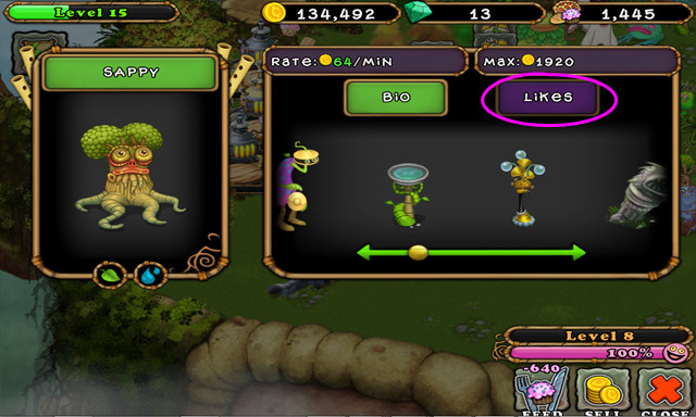 My Singing Monsters Tips and Tricks, Guide,  Tips Big Fish