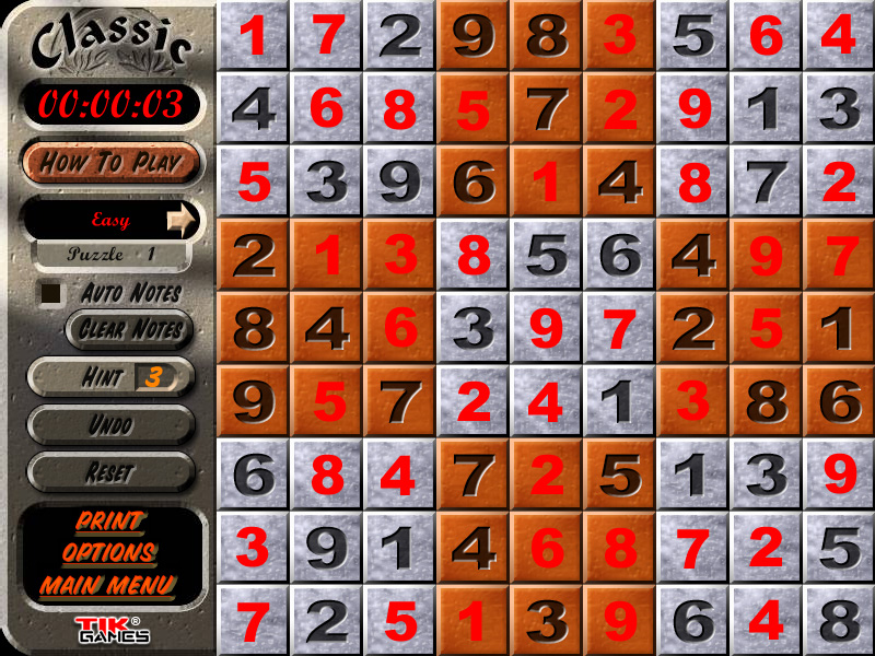 How to Solve Sudoku Puzzles Quickly and Reliably Big Fish Blog