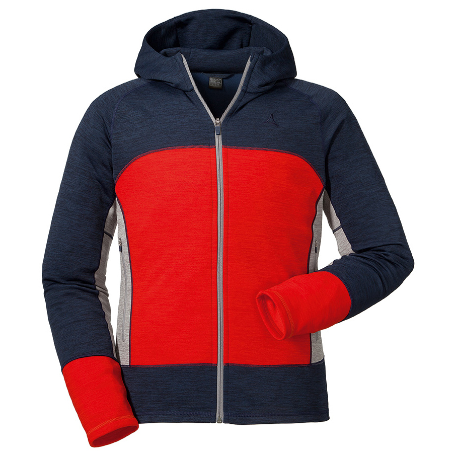 Fleece Hoody Trentino Schöffel Schöffel Fleece Hoody Trentino Fleece Jacket Col 0882 46 Eu