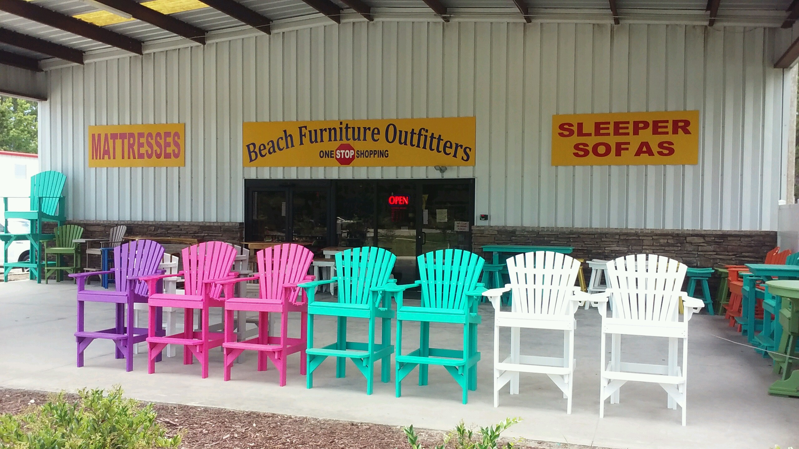 Beach Furniture Outfitters Inc