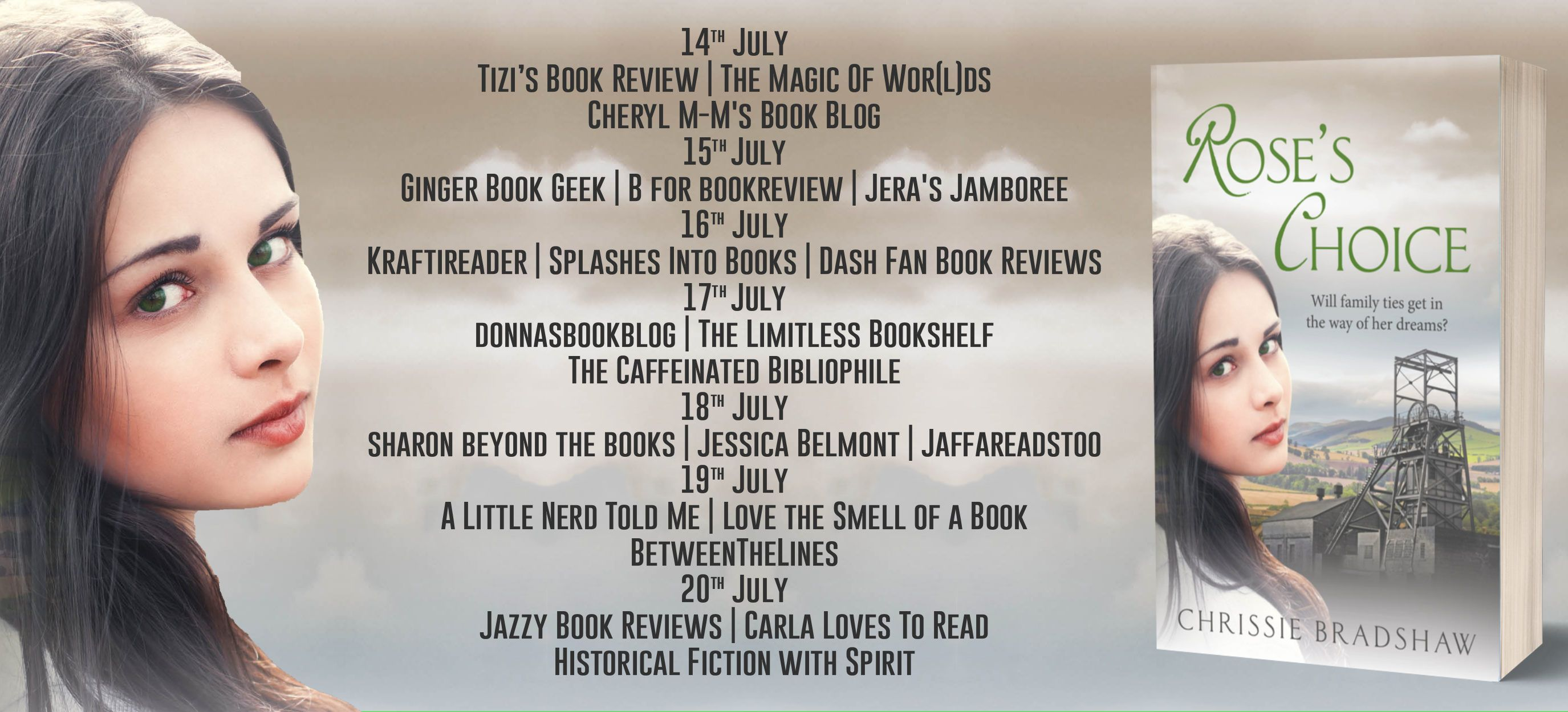 Rose S Choice By Chrissie Bradshaw Interview Blogtour Rararesources Chrissiebeee B For Bookreview