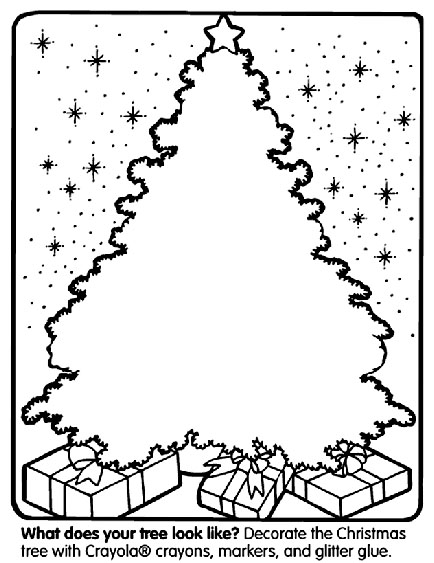 10 Best Christmas Coloring Pages