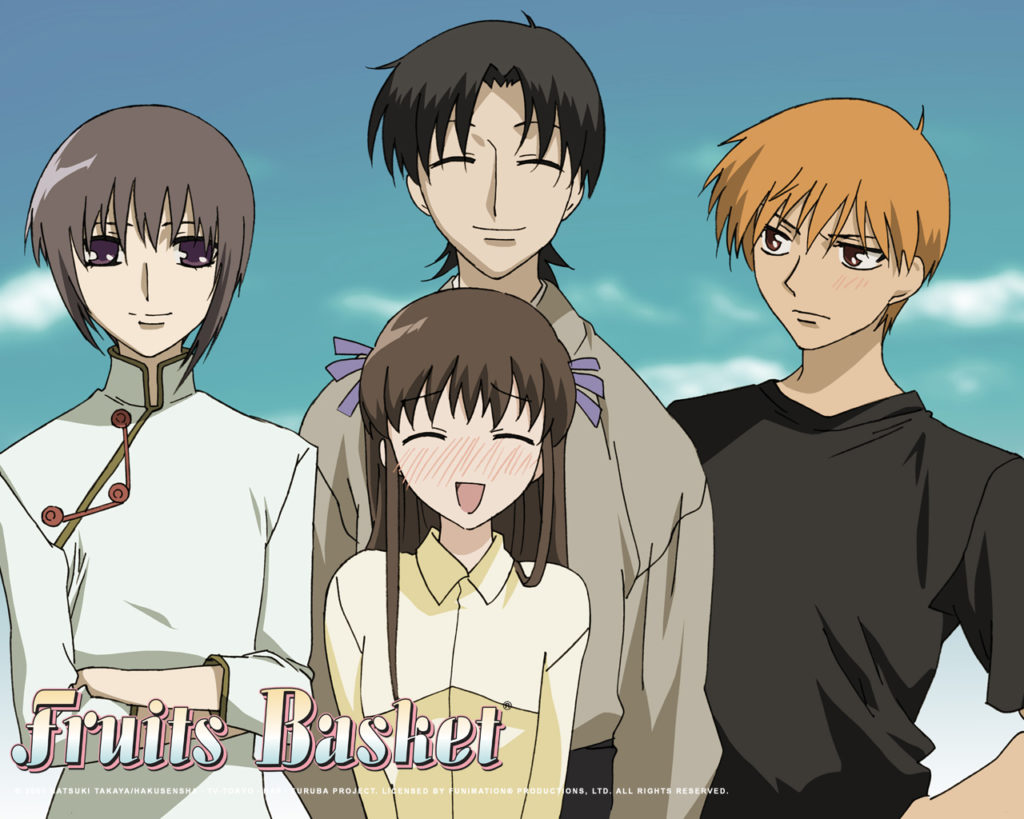 Fruit Baskets Anime Highlight Fruits Basket Bgeeky Blog