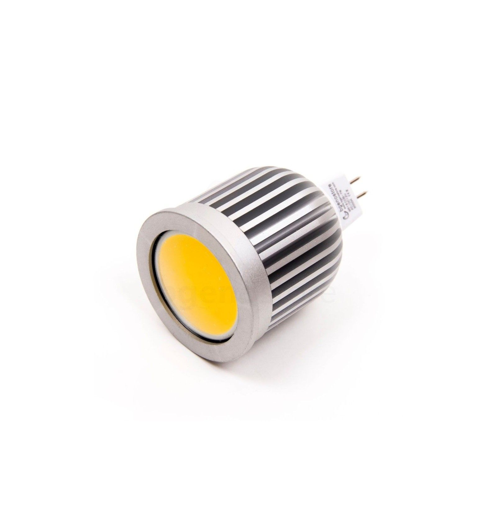 12v Bombilla Led Bombilla Led Mr16 7w Cob Led Bulb 12v
