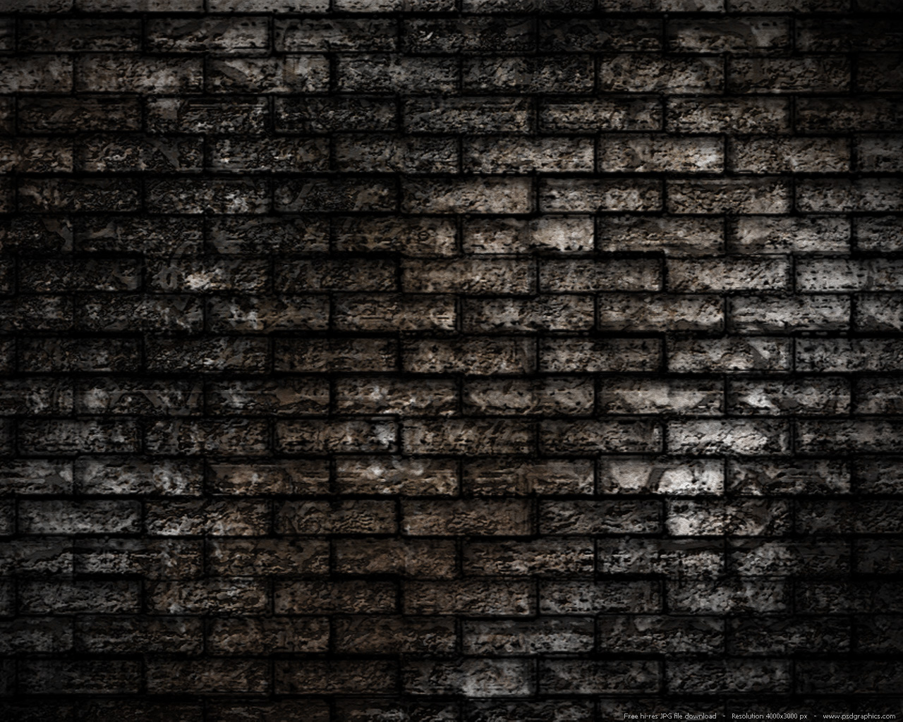 Black Brick Wall Black Brick Wall Texture Bricks Brick Wall Texture
