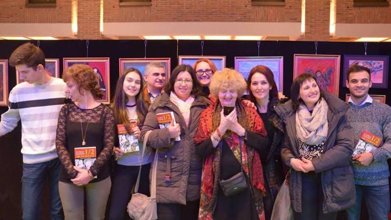 Татяна Лолова със своите фенове в Германия