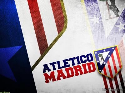 Atletico Madrid Logo Desktop Wallpaper – Background Wallpaper HD