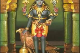 4. Kroda Bhairava - Gives You the Power to Take Massive Action