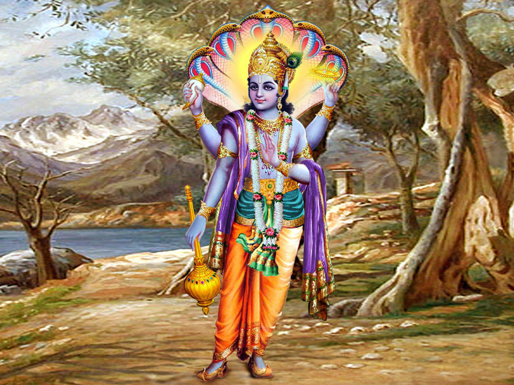 Krishna Hd Wallpaper Free Download 15 Lord Vishnu Wallpapers Best Hd Wallpapers