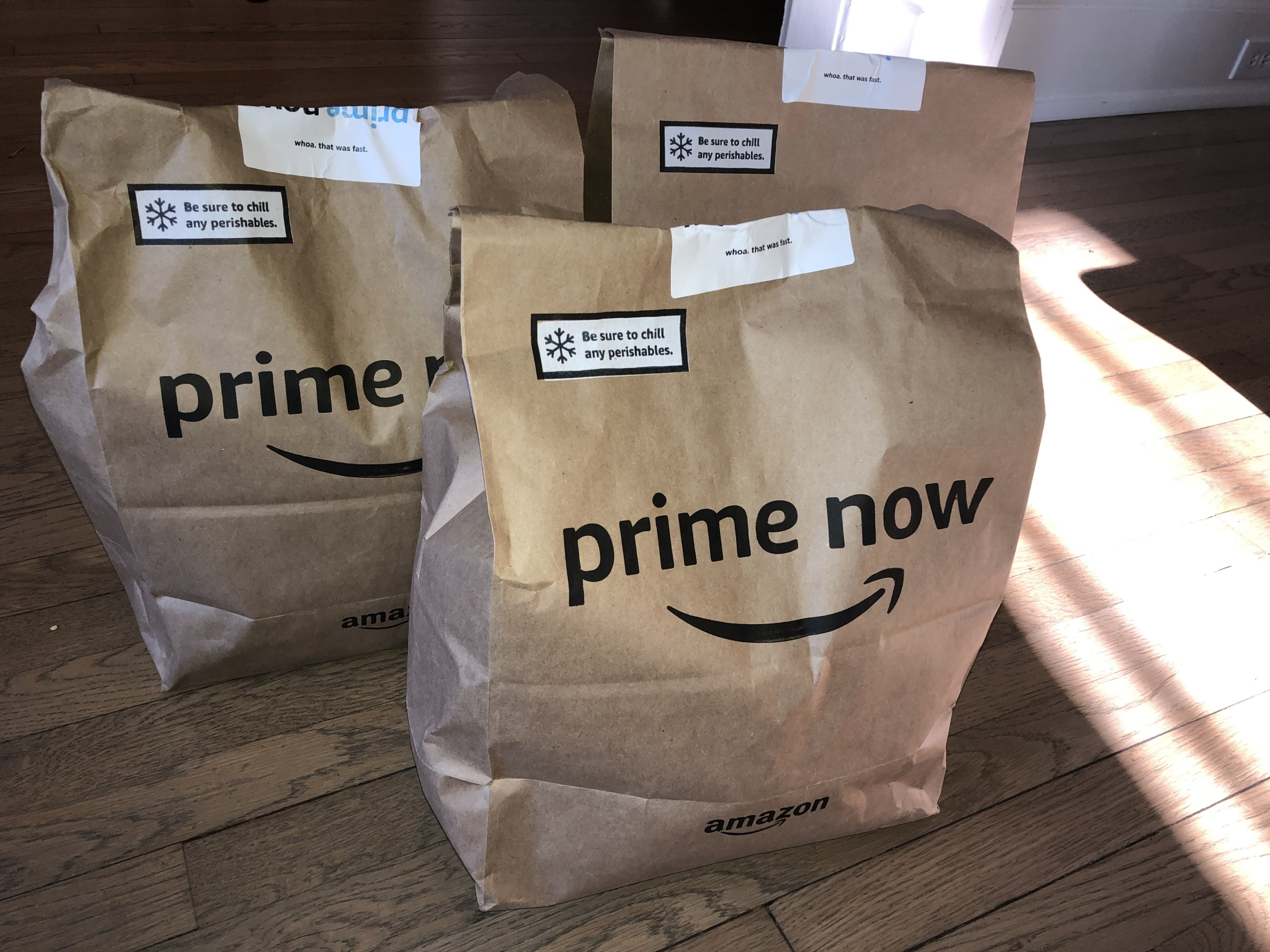 Amazon Now We Ordered From Whole Foods Using Prime Now And Here S What
