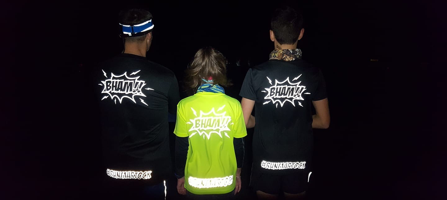 Couch To 5k Exeter Haldon Night 5k