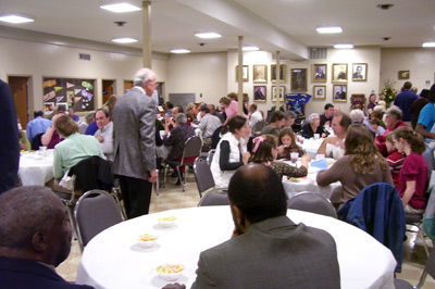 Sixteenth Street/ First Church joint dinner
