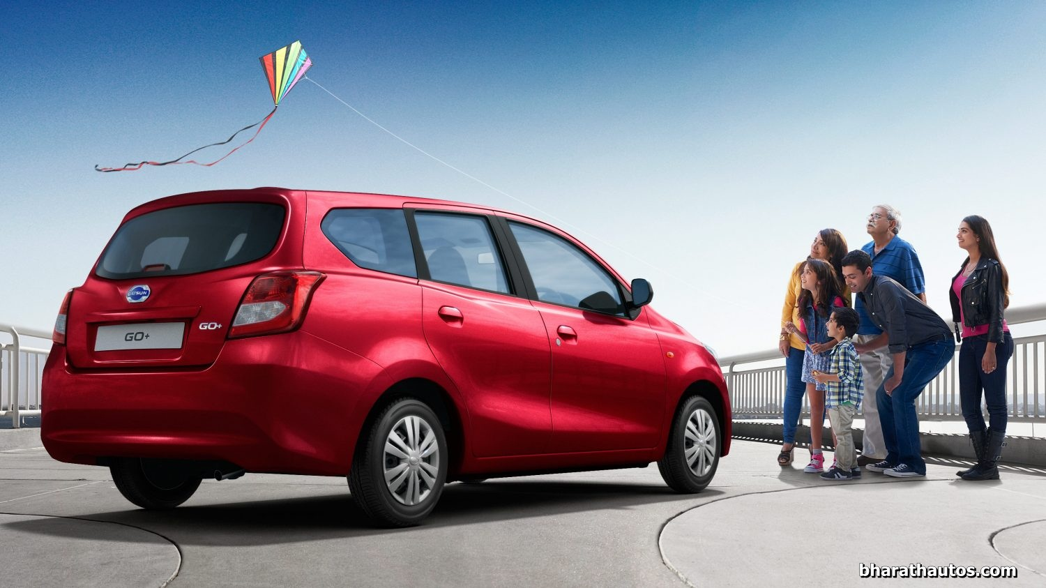 Nissan 7 Seater Cars Datsun Go 43 7 Seater Mpv Launched In India At Rs 3 79 Lakh