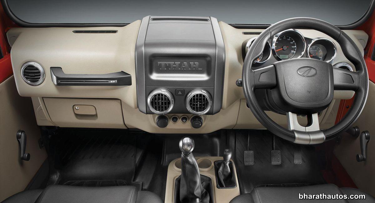 Mahindra And Mahindra Cars Wallpapers Mahindra Thar Facelift Launched In India From Rs 8 03 Lakh
