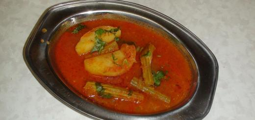 Drumstickcurry