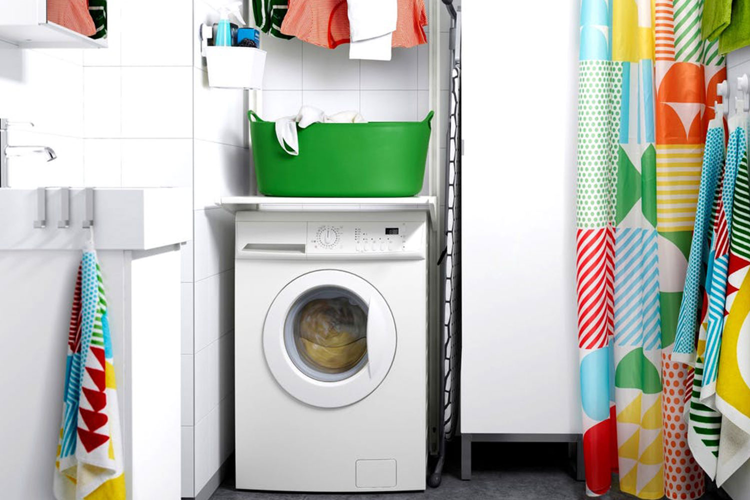 Ikea Shelves Perth 7 Laundry Storage Ideas To Steal From Ikea Better Homes And Gardens