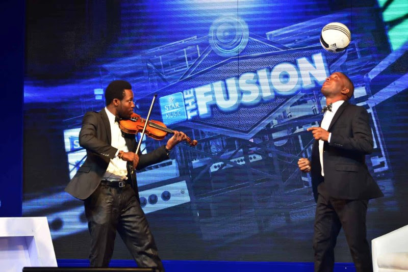 Star Music The Fusion ... where Music meets Football!