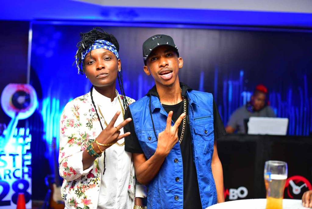 DJ SWITCH AND DJ CONSEQUENCE