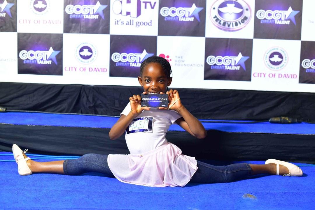 Kehinde Olawonuola, Acro Dancer