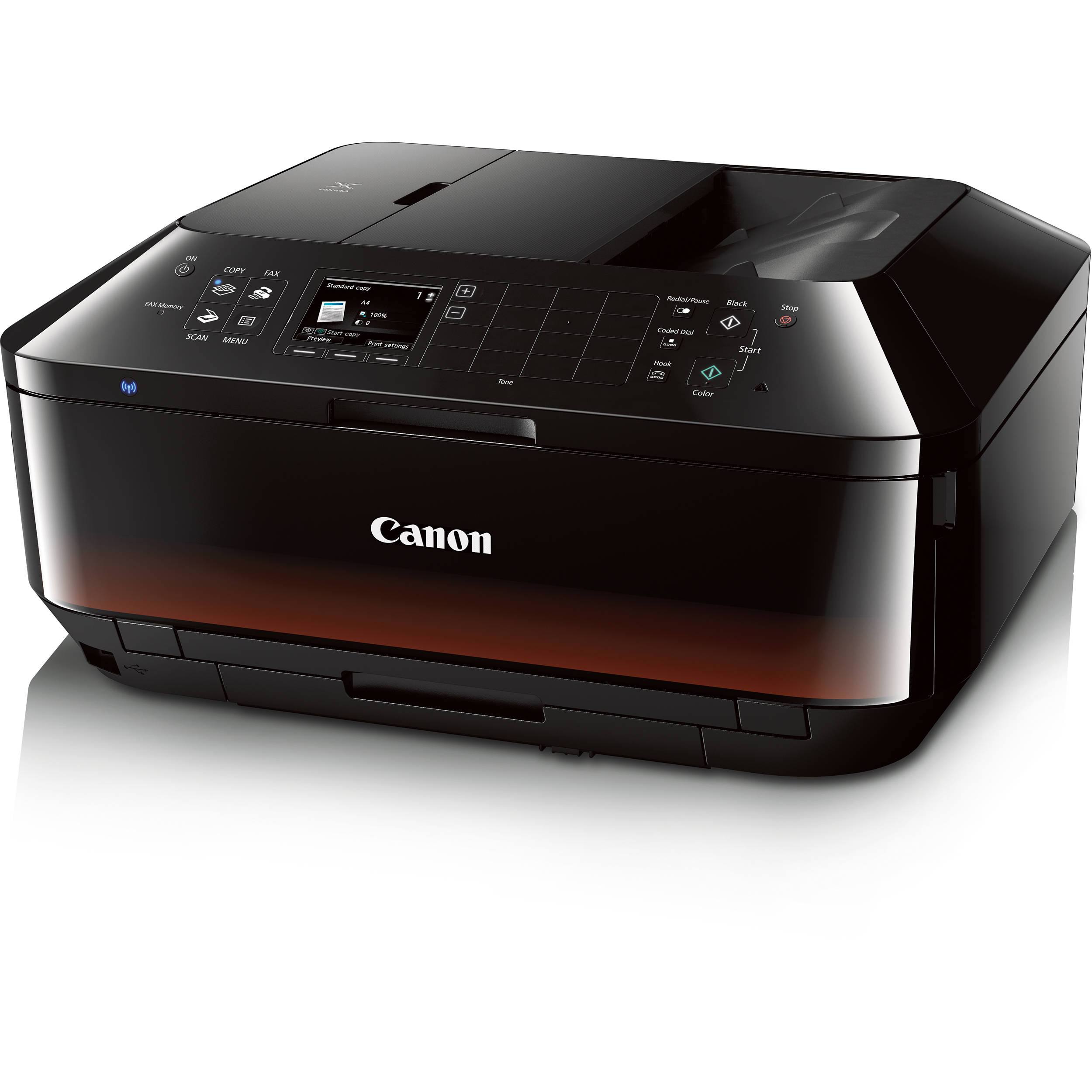 Canon All In One Canon Pixma Mx922 Wireless Color All In One Inkjet