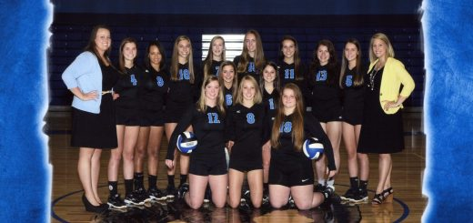 BHS Volleyball 2014-15 Varsity