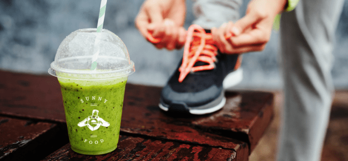 Sunny Food - Green Smoothies - Maxvorstadt - Augustenstraße - Cover