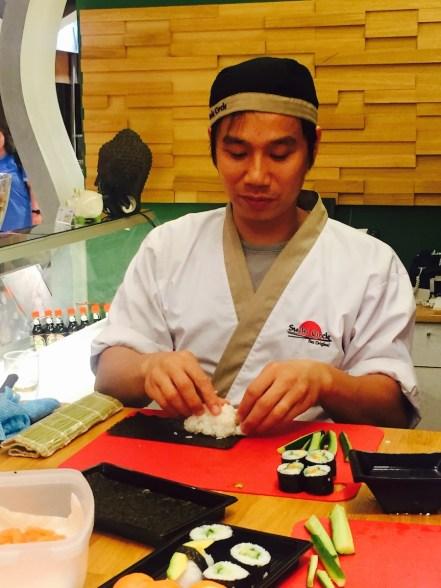 Regiondo - Eventanbieter - Sushikurs - Sushi Circle- 100239944_B74F0