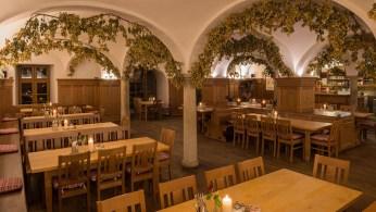 Klosterschenke Scheyern Braeustueberl
