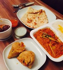 Bombay Tandoori Lieferdienstcheck Pizza de 8