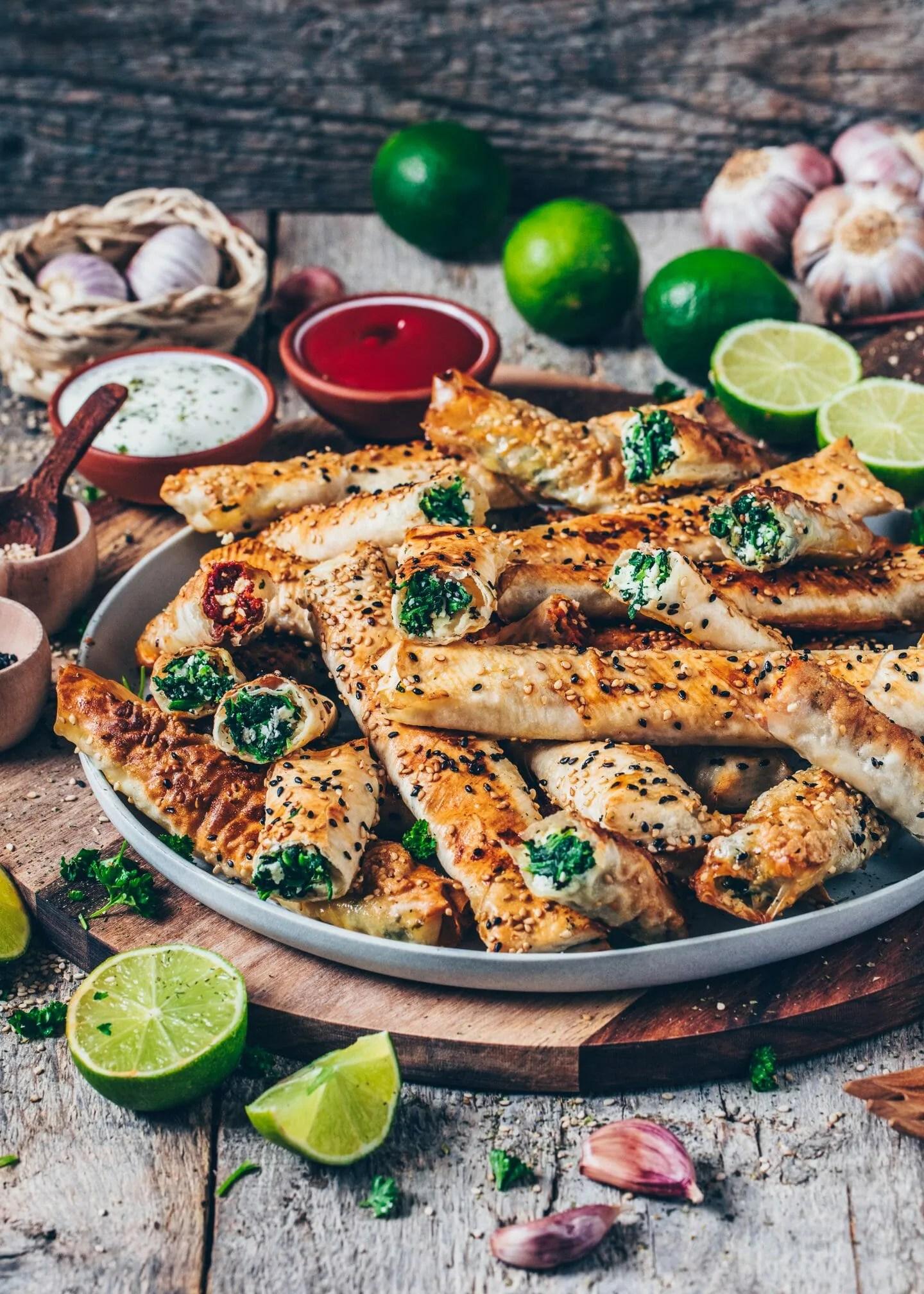 Türkische Küche Rezepte Börek | 28daysofblogging Tag3 Knuspriges ...