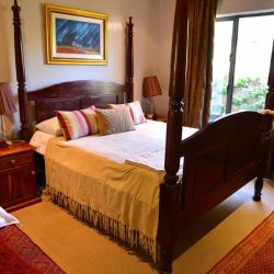 Four poster double beds