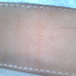 Original Louis Vuitton Tie, cuff links, belt