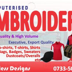 Quality Embroidery Services