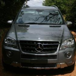 2013 Mercedes Benz ML350 fairly used