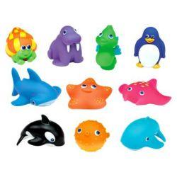 Munchkin Ten Squirtin' Sea Buddies