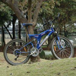 bycycle in Kenya