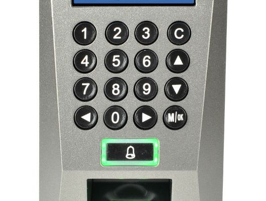 -Fingerprint-Access-Control
