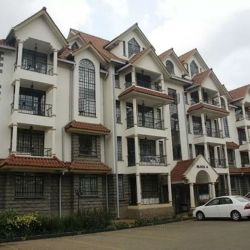 Geomara Luxury Homes  Penthouse 3 Bedroom Lavington