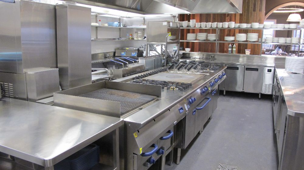 Professional Kitchen Exhaust Systems 1 Clean Cooking Equipment ...