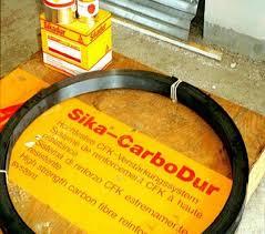 sika carbodur plates
