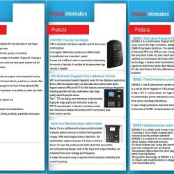 Biometric clocks