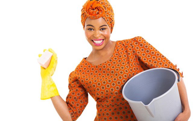 african-cleaner