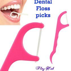 Dental floss & picks