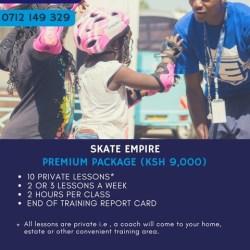 Premium Skating Lesson Package-1