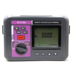 EARTH TESTER